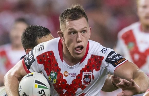 When duty calls: McInnes bolts from Anzac clash to hospital for birth