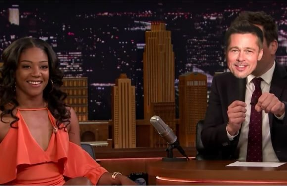 If Tiffany Haddish and Brad Pitt Went on a Date, Here's What It Would Look Like
