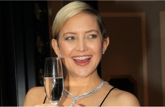 Kate Hudson Sports a Shiny Diamond Ring on Her Left Hand After Pregnancy Announcement