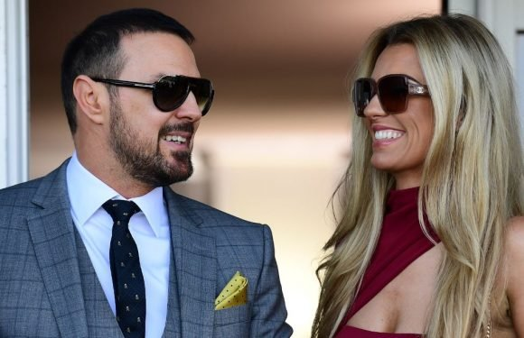 Christine and Paddy McGuinness put on loved-up display amid marriage trouble