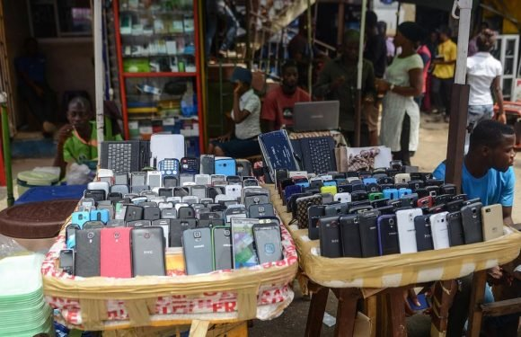 Nigerian gangs 'making huge profits from phones snatched on British streets'