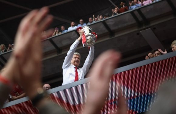 'At his Arsenal peak, Wenger was Guardiola, Mourinho and Fergie rolled into one'