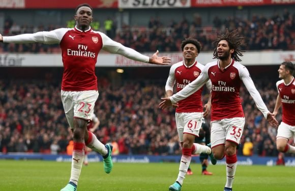Arsenal 'in talks with sportswear giants over £40m-a-year kit deal'
