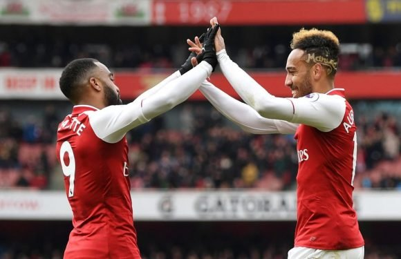 Why Aubameyang allowed Lacazette to take Arsenal's second penalty vs Stoke