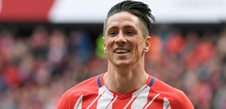 Fernando Torres says Atletico Madrid vs Arsenal will be a party