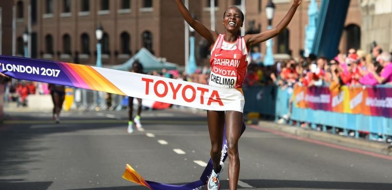 London Marathon average and best finishing times, and what YOU need to do to win