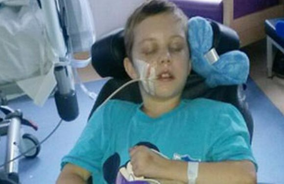 'Brain dead' boy's miracle recovery despite life support switch off advice