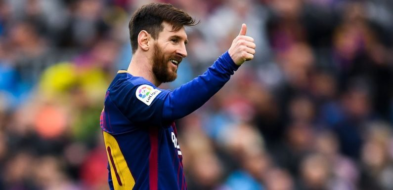 Why Lionel Messi could miss Barcelona's clash with Celta Vigo
