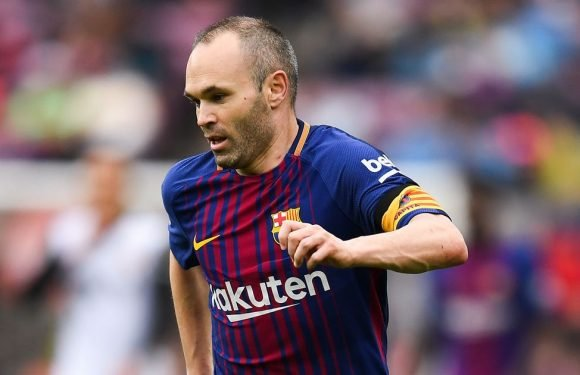 Andres Iniesta has made a decision on his Arsenal future