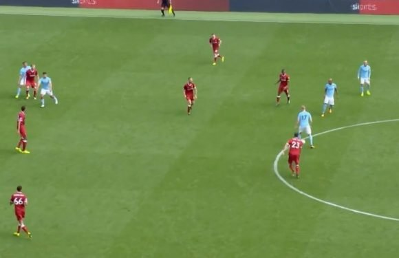 How Liverpool's defence has changed since their 5-0 drubbing by Manchester City