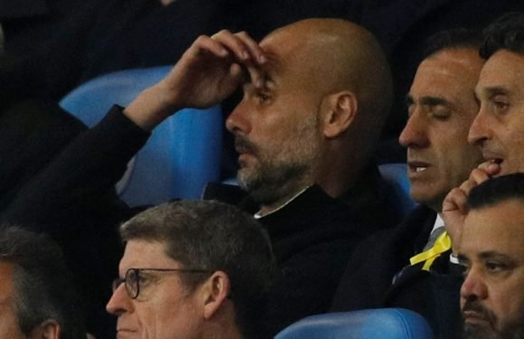Man City rocked by huge injury blow with star man to miss rest of season