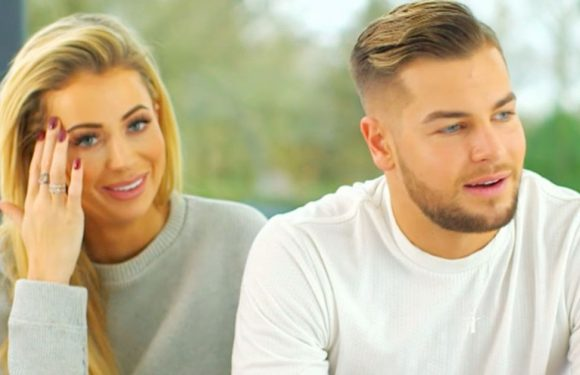 Olivia Attwood publicly shames ex Chris Hughes as he moves on after split