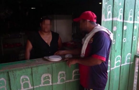 Inside the tiny Colombian village where people pay for groceries with cocaine