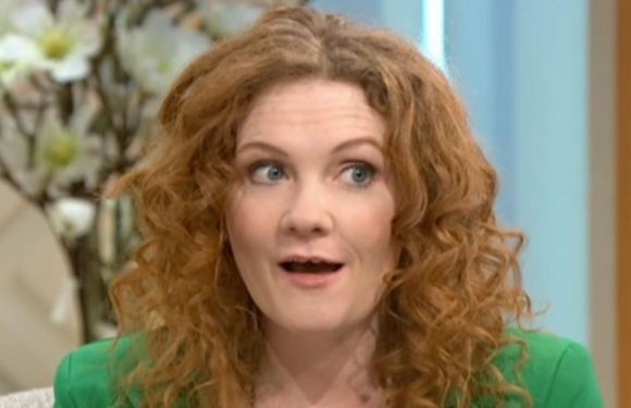 Jennie McAlpine reveals how pregnancy will be hidden by 'frantic' Corrie bosses