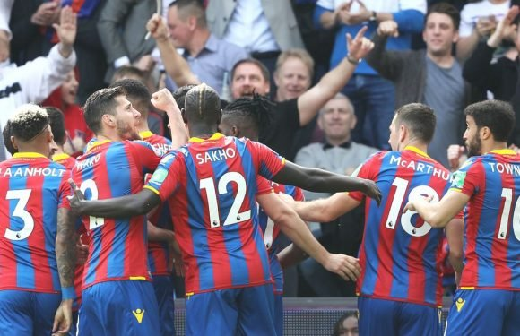 Hodgson using own managerial history to prove his Palace side aren't safe yet