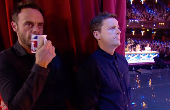 BGT fans slam show for 'editing out' Ant McPartlin 'as much as possible'