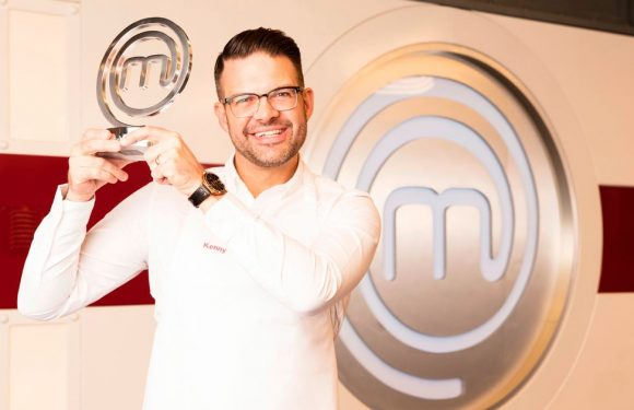MasterChef champion Kenny Tutt reveals what it's like behind the scenes