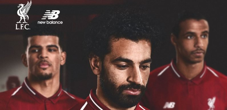 Liverpool fans notice who's missing from new kit launch photos