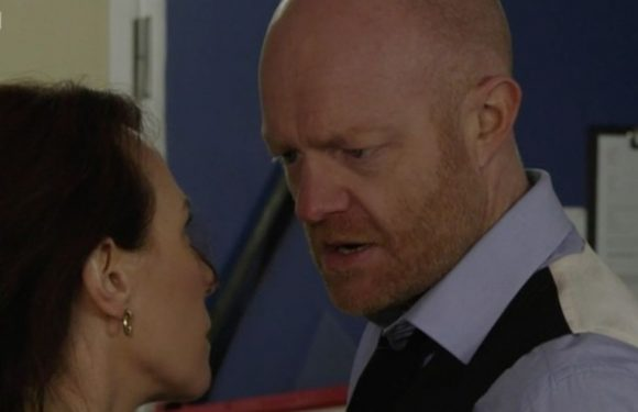 Max and Rainie's EastEnders marriage is sham but reason for lie is heartbreaking