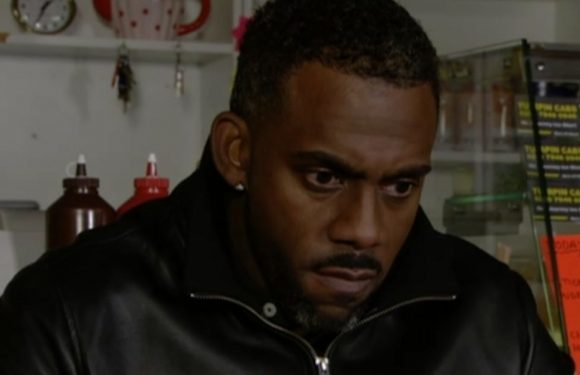 EastEnders fans think they know what will happen to Vincent after spotting clue