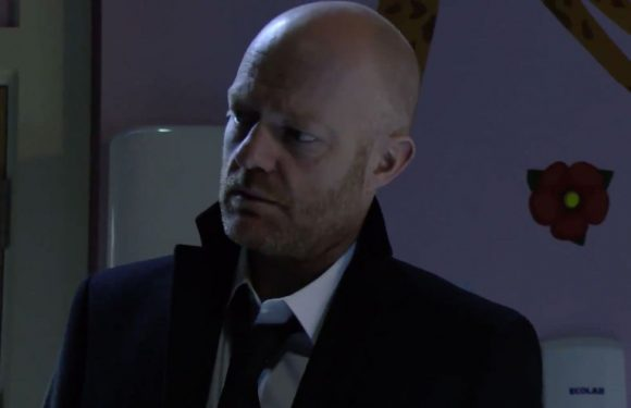 EastEnders viewers demand to know where Max is hiding missing character