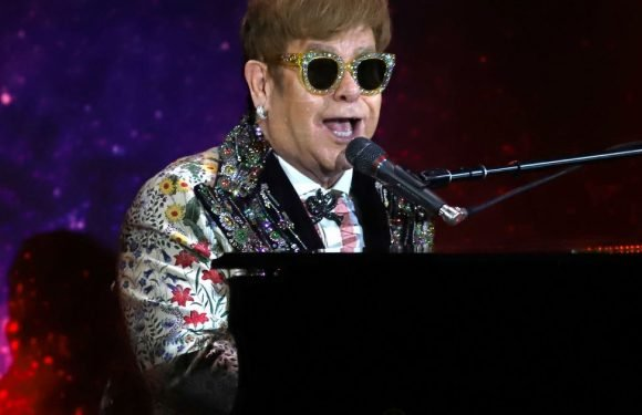 Elton John says he has still not received his invitation to the royal wedding