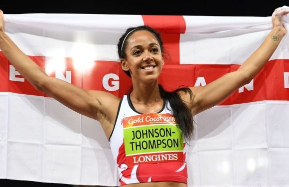 Katarina Johnson-Thompson wins heptathlon gold for England at Commonwealth Games