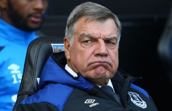'You don't need a fan survey to know Big Sam's Everton reign is now untenable'
