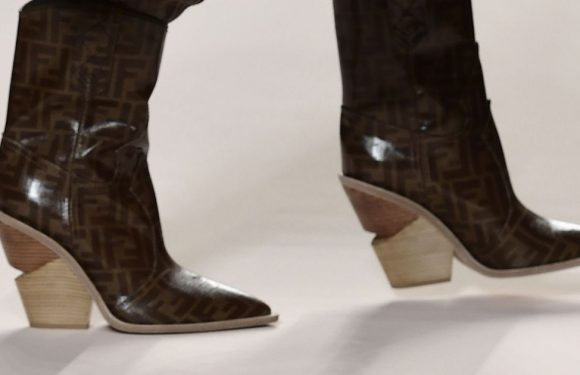 The cowboy boot is back, thanks to a Western revival