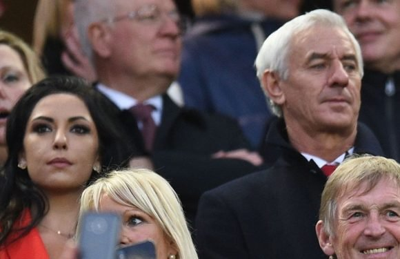 Ian Rush's model girlfriend and 7 other football stars with much younger WAGs