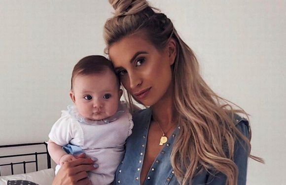 Ferne McCann 'horrified' as ITV News use Sunday's picture for cot death story