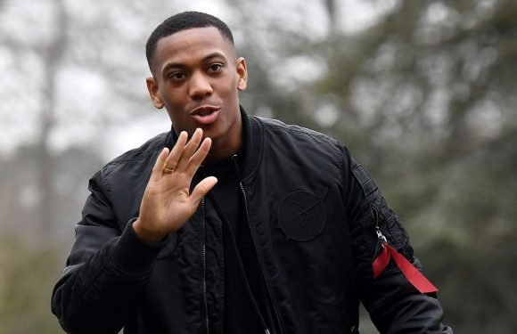 Manager hints at what he'll say to Martial amid Juventus links