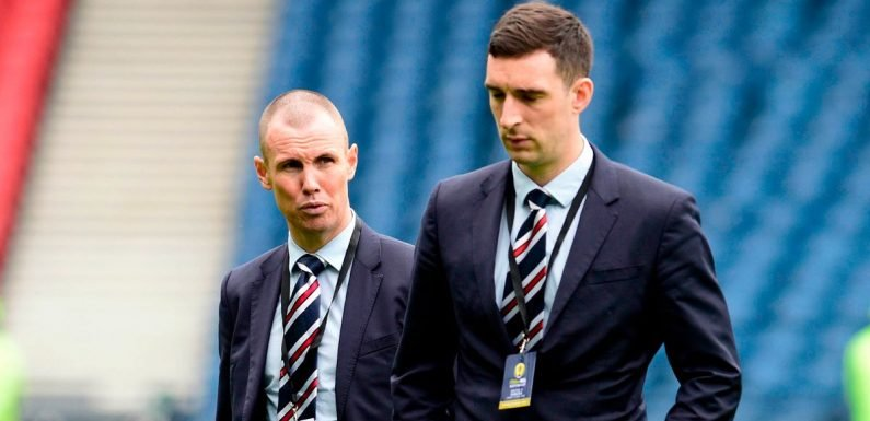 Miller to be sacked by Rangers and Wallace suspended after dressing room bust up