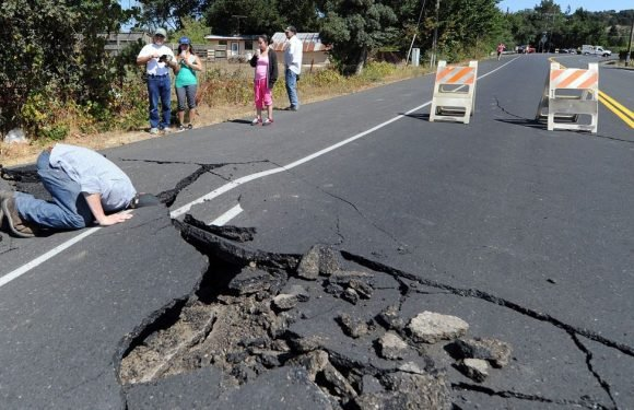 Dangerous tremors expected after earthquakes hit 'Ring of Fire' fault line