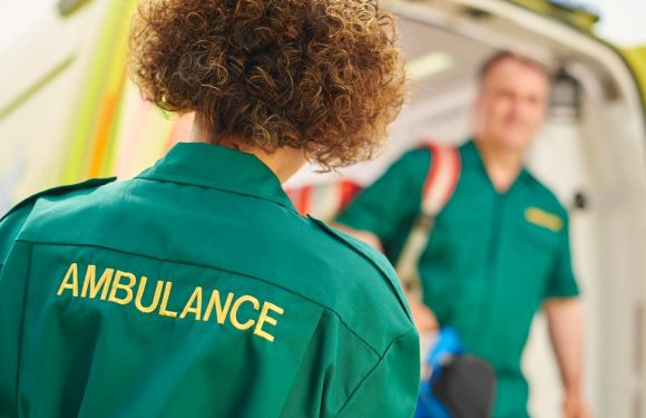 More than three ambulance staff are sexually assaulted in the UK every week