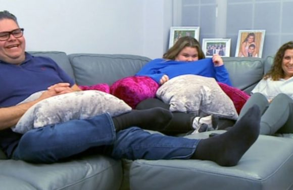 Gogglebox stars shocked as a sexbot starts moaning when scientist demonstrates