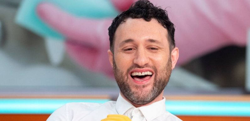 Antony Costa makes embarrassing admission that he can't use a washing machine
