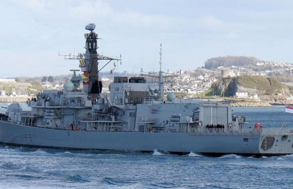 UK sends third navy warship to North Korea to help 'strictly enforce' sanctions