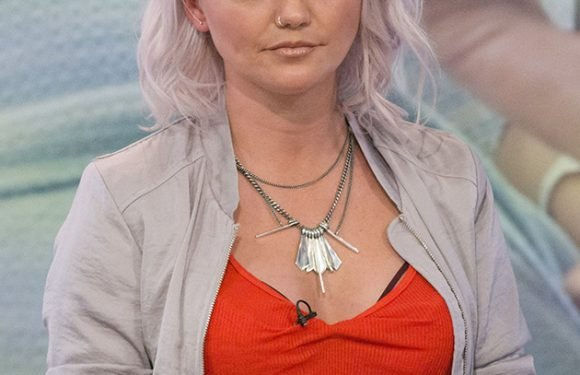 S Club 7 Hannah Spearritt reveals boob job hell that made her hair fall out