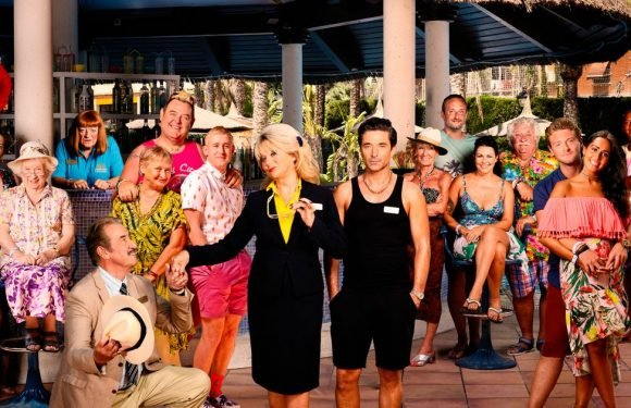 Benidorm creator confirms show is axed – and it'll end sooner than you think