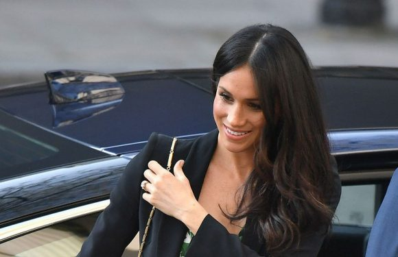 Meghan dazzles in green while joining Harry for Invictus Games celebration
