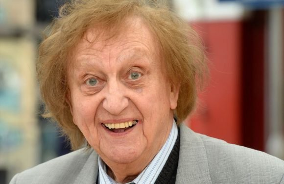 Sir Ken Dodd told pal Roy Hudd hours before his death: 'I'll never work again'