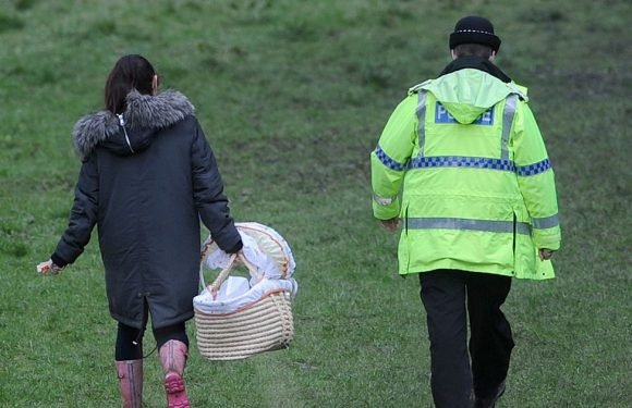 Urgent appeal to find mother of dead baby discovered in field