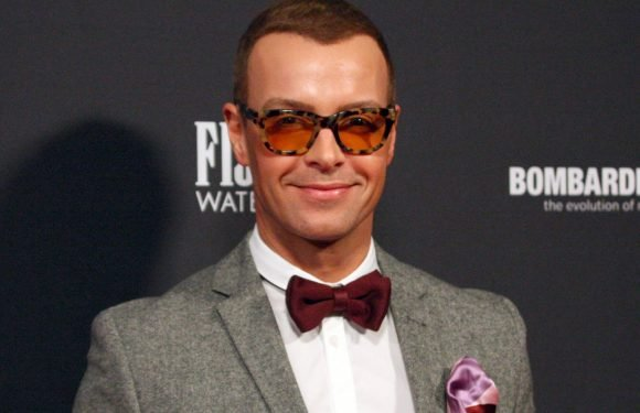 Joey Lawrence Spotted With Pricey Car After Bankruptcy