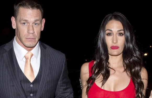 Nikki Bella lets slip John Cena wanted her to sign prenup before marriage