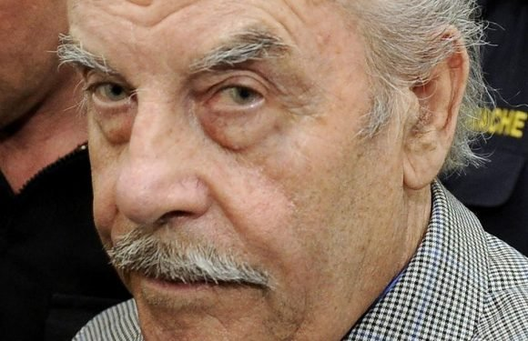 Josef Fritzl spends days behind bars doing dirty chores 10 years after discovery