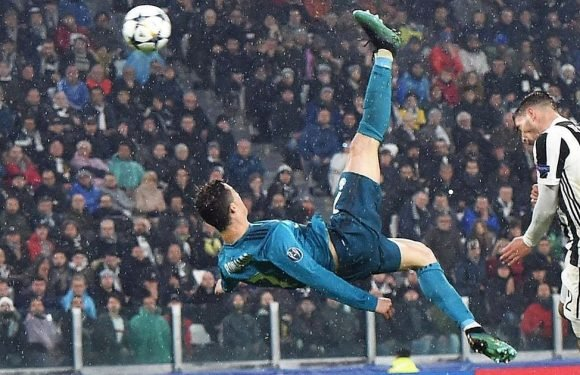 Ronaldo was contacted by Spanish royalty after Juventus wondergoal