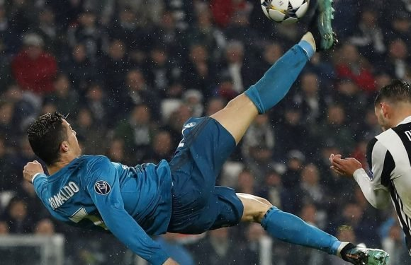 Ronaldo bicycle kick downs Juventus and adds to Real Madrid superstar's legacy