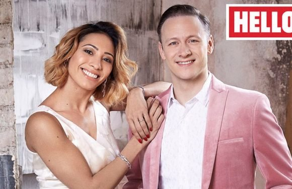 Karen and Kevin Clifton continue to cause reunion rumours with strange interview