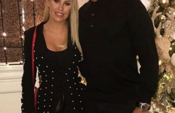 Kate Wright shares 'special times' with Rio Ferdinand's daughter Tia